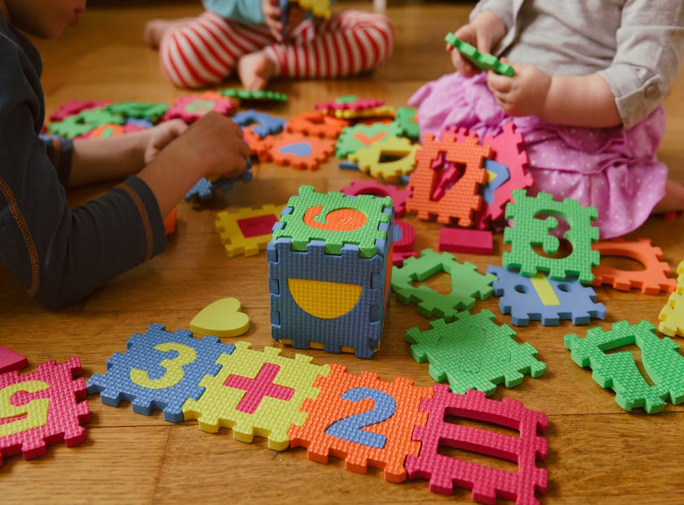 <p>UK childcare costs are the second most expensive in the world</p>