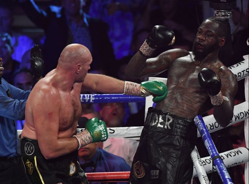 <p>Fury will make the first defence of his WBC title against the man he took the belt from</p>