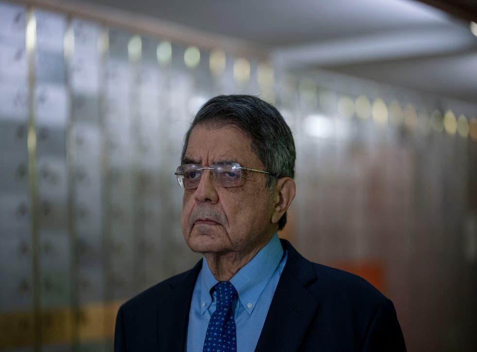 ESPAÑA-SERGIO RAMÍREZ