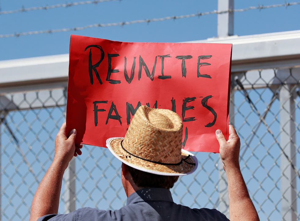 Immigration Separated Families