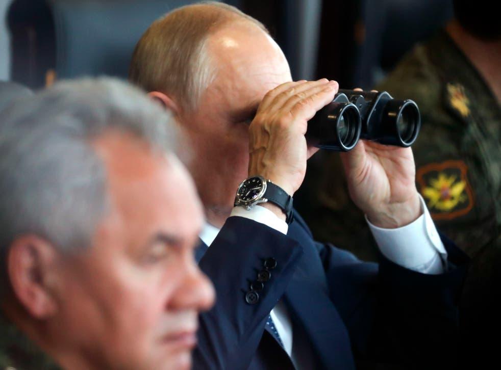 Russia Belarus Military Drills