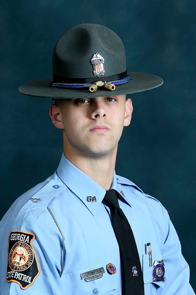 Georgia Trooper Driver Slain