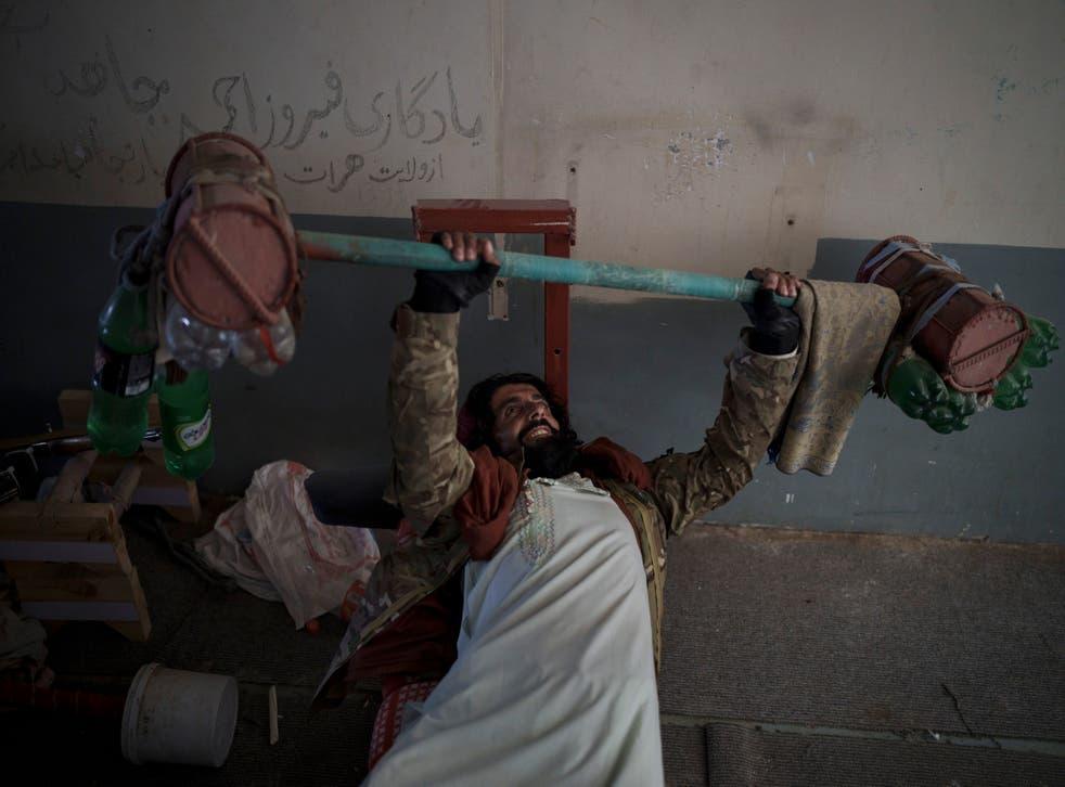 REP-GEN AFGANISTAN-PRISION