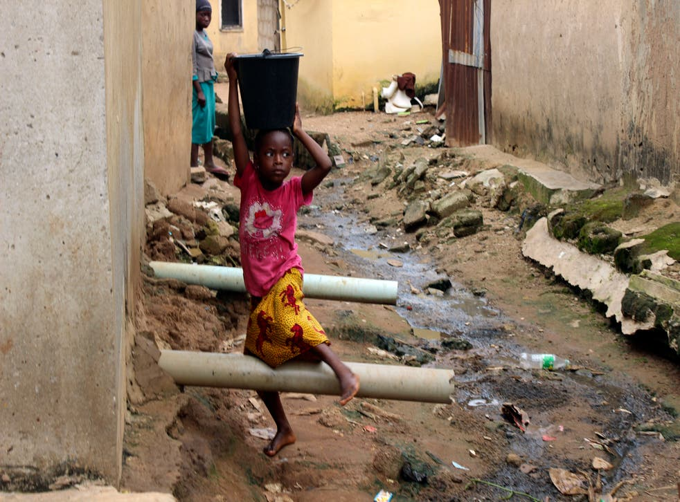 NIGERIA-COLERA