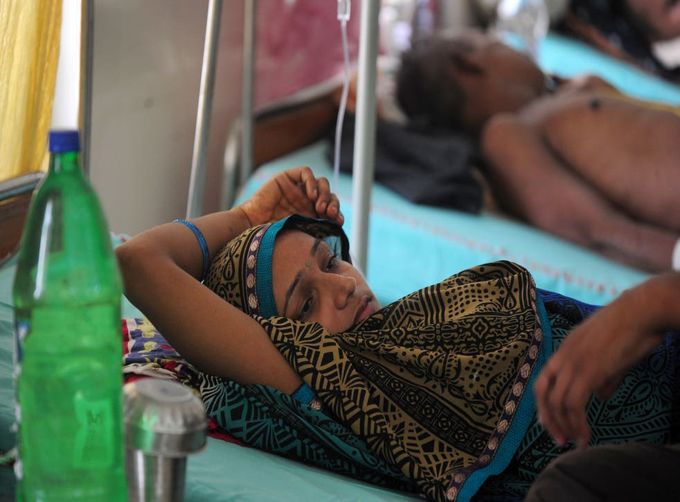 <p>At least 60 people have died due to the outbreak in the worst-hit city of Firozabad, in western Uttar Pradesh </p>