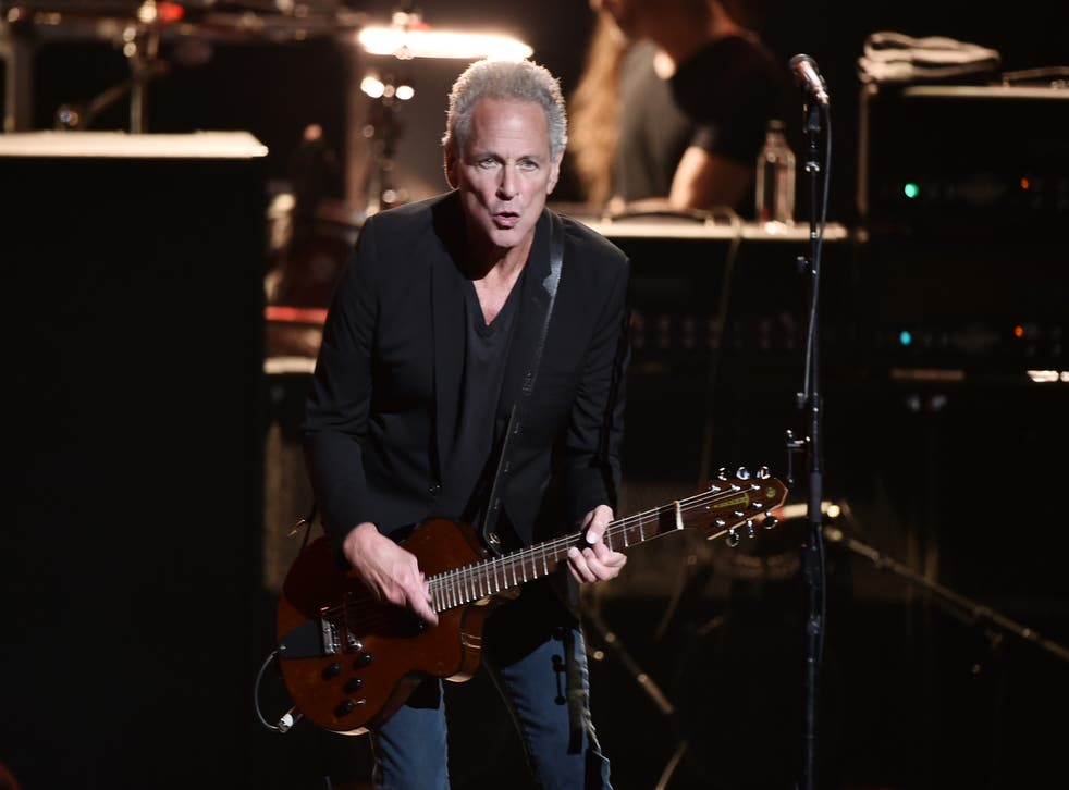 <p>Back with a bang: Buckingham's seventh studio solo album is a strong offering </p>