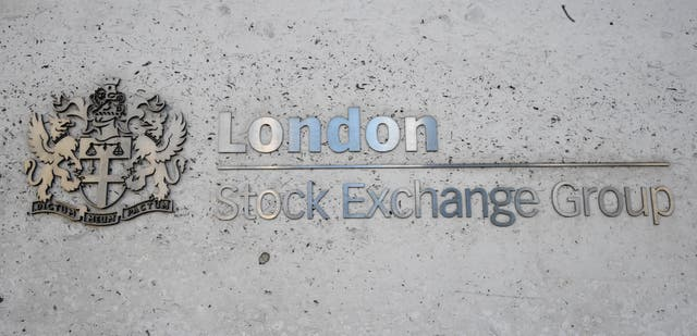 Investors in London have faced a tough month (Kirsty O'Connor/PA)