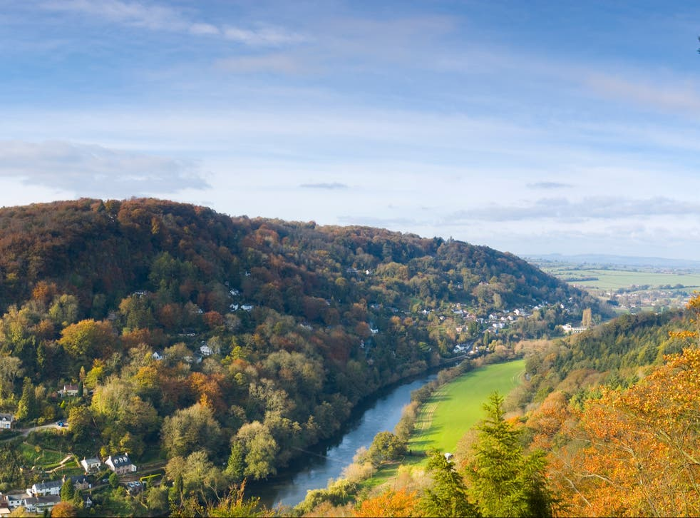 <p>The River Wye has become a 'murky, muck-riddled waterway'</p>