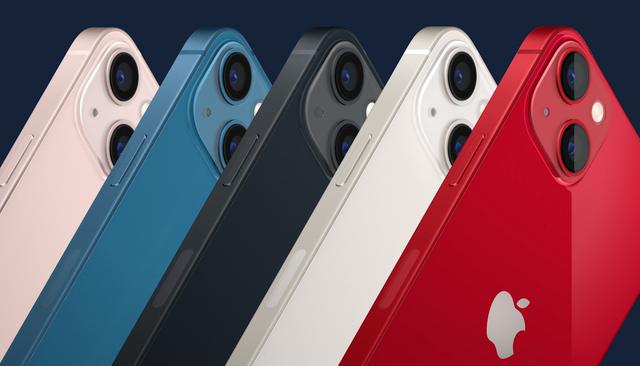 <p>El teléfono viene en una gama de colores, incluido un nuevo tono rosado. </p>