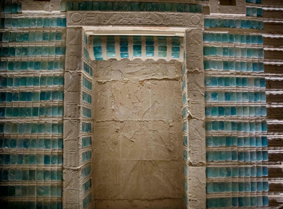 EGIPTO-ANTIGÜEDADES