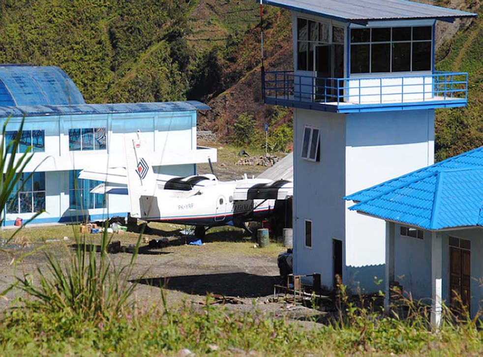 <p>File image: The Twin Otter 300 plane was carrying construction materials to the Intan Jaya district of Papua from the Nabre district in the same province</p>