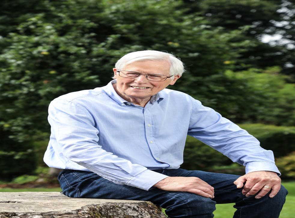 John Craven has teamed up with Specsavers Audiology (Alex Morton/PinPep/PA)