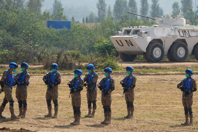 China UN Peacekeeping