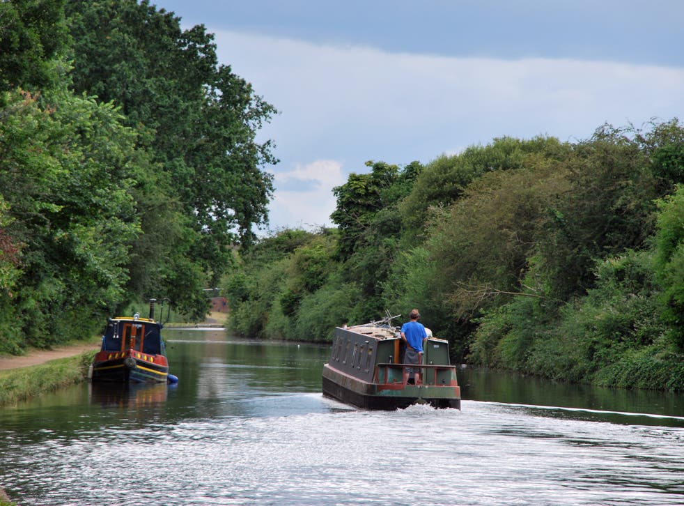 <p>Covid and climate fears appear to be driving a surge in UK boating holidays</p>