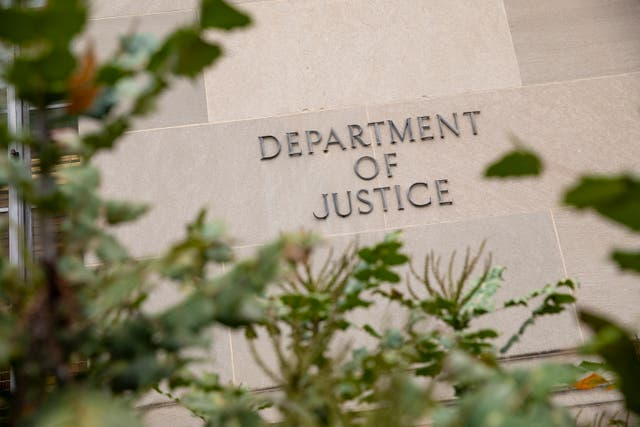 <p>Representative: The Justice Department accused the three former intelligence officials of committing computer fraud and violating export control laws by providing defense services without the required license</p>