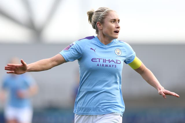 <p>Houghton's City were defeated by Spurs 2-1 on Sunday</p>