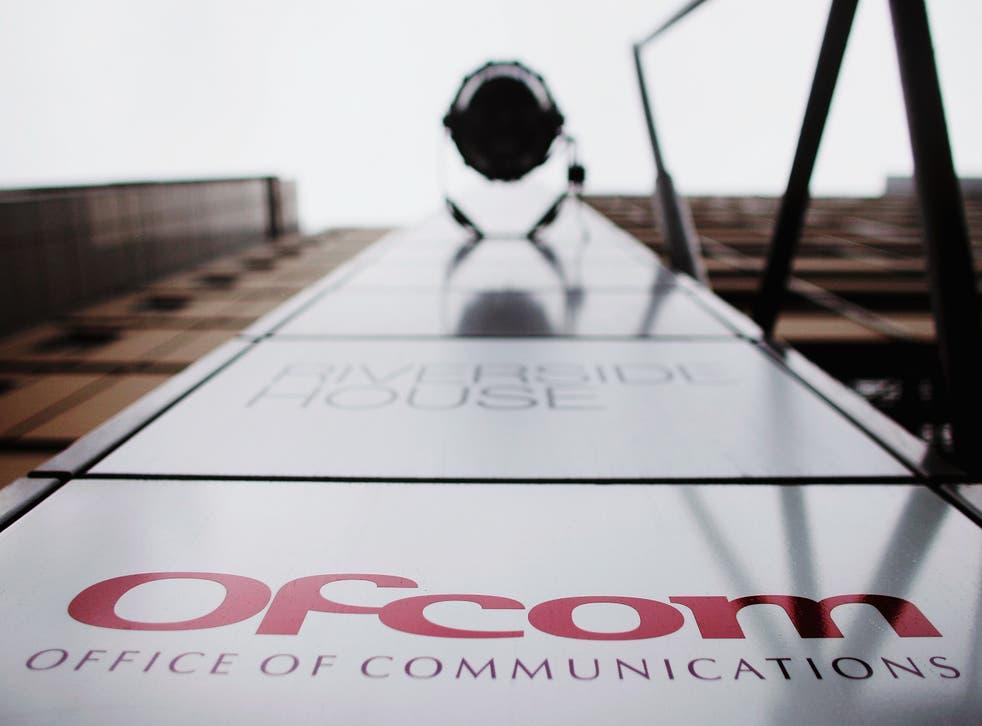 <p>Ofcom headquarters , Riverside house </p>