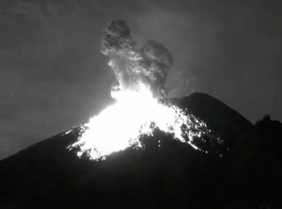 """<p>El volcán Popocatépetl, cuyo nombre en náhuatl significa """"cerro humeante"""", es monitoreado de forma continua las 24 horas. </p>"""