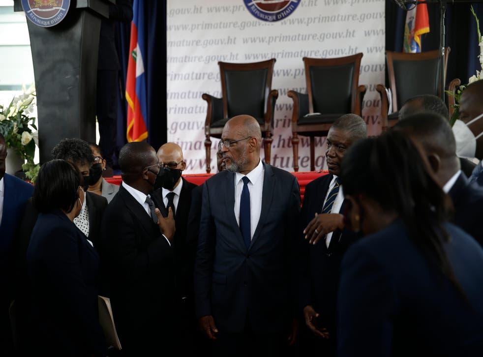 HAITÍ-PRESIDENTE ASESINADO