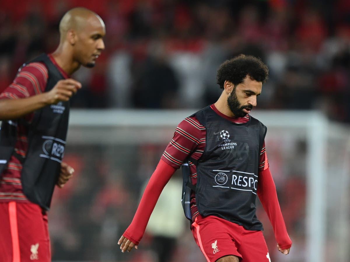 Liverpool vs AC Milan LIVE: Champions League team news ...