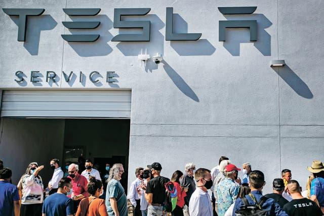 Tesla Store New Mexico