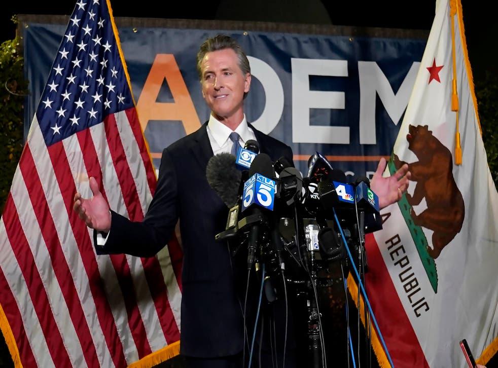 California Recall Republicans
