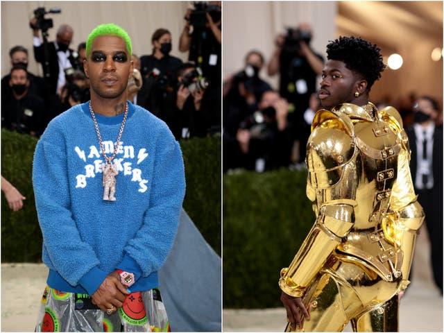 <p>Kid Cudi pens a tribute to Lil Nas X</p>