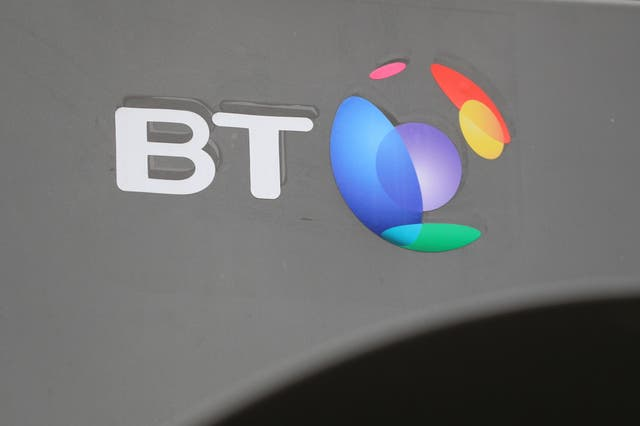 BT has announced the creation of 1,000 new jobs (PA)
