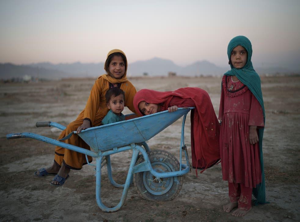 Afghanistan Aid Dilemma