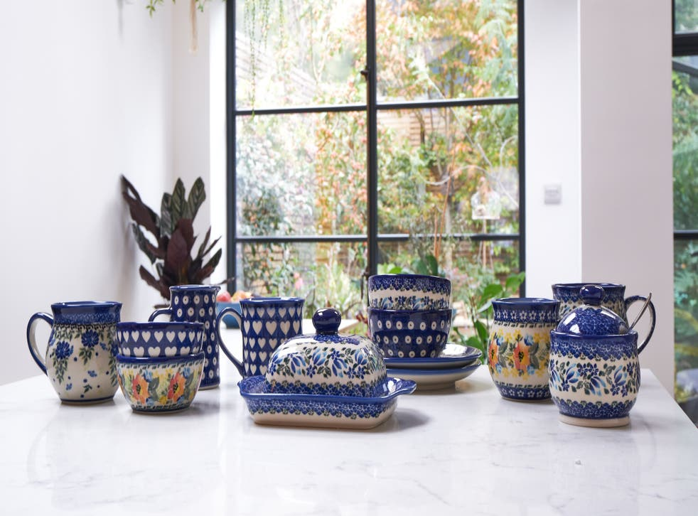 <p>A selection of floral ceramics from Artisan Homeware </p>