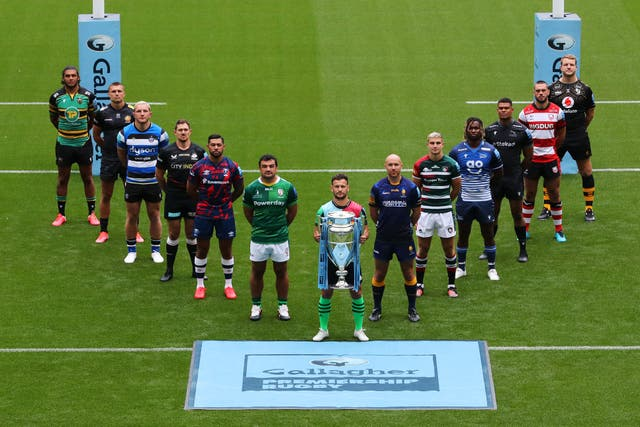 <p>The Gallagher Premiership will have 13 teams competing this season </p>