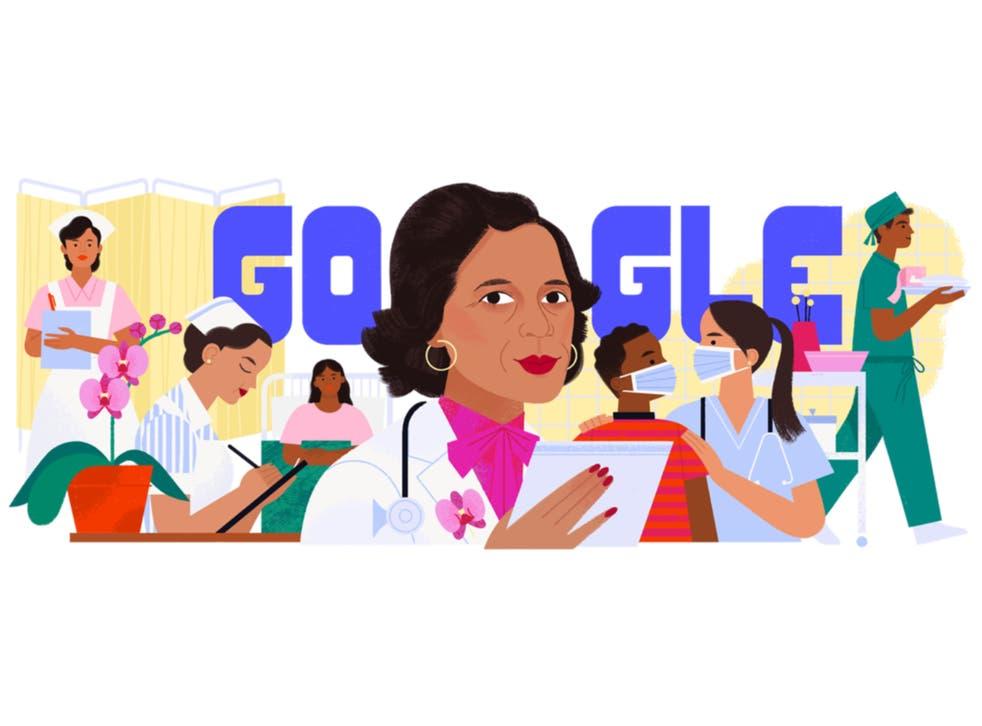 <p>El buscador más grande del mundo honró la vida de Ildaura Murillo-Rohde, fundadora de la Asociación Nacional de Enfermeras Hispanas (NAHN) en Estados Unidos, con su Doodle del día. </p>
