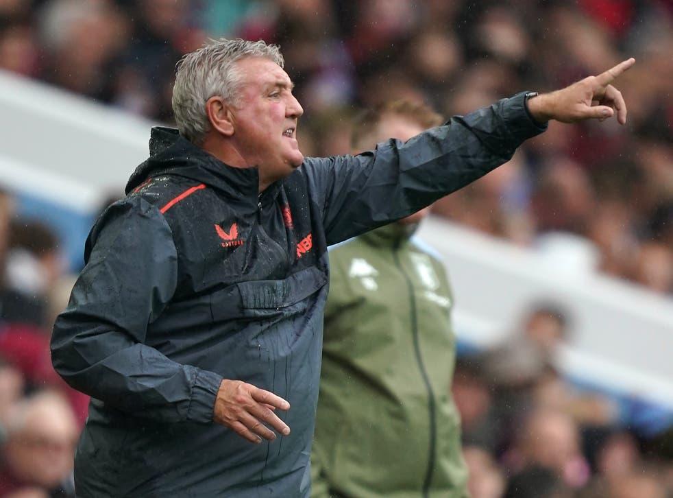 <p>Newcastle head coach Steve Bruce is refusing to walk away from his task (David Davies/PA)</p>