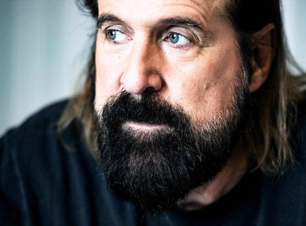 <p>Peter Stormare: 'When I see myself on film, I only see a giant beak and jaw – I just see the ugly things'</p>