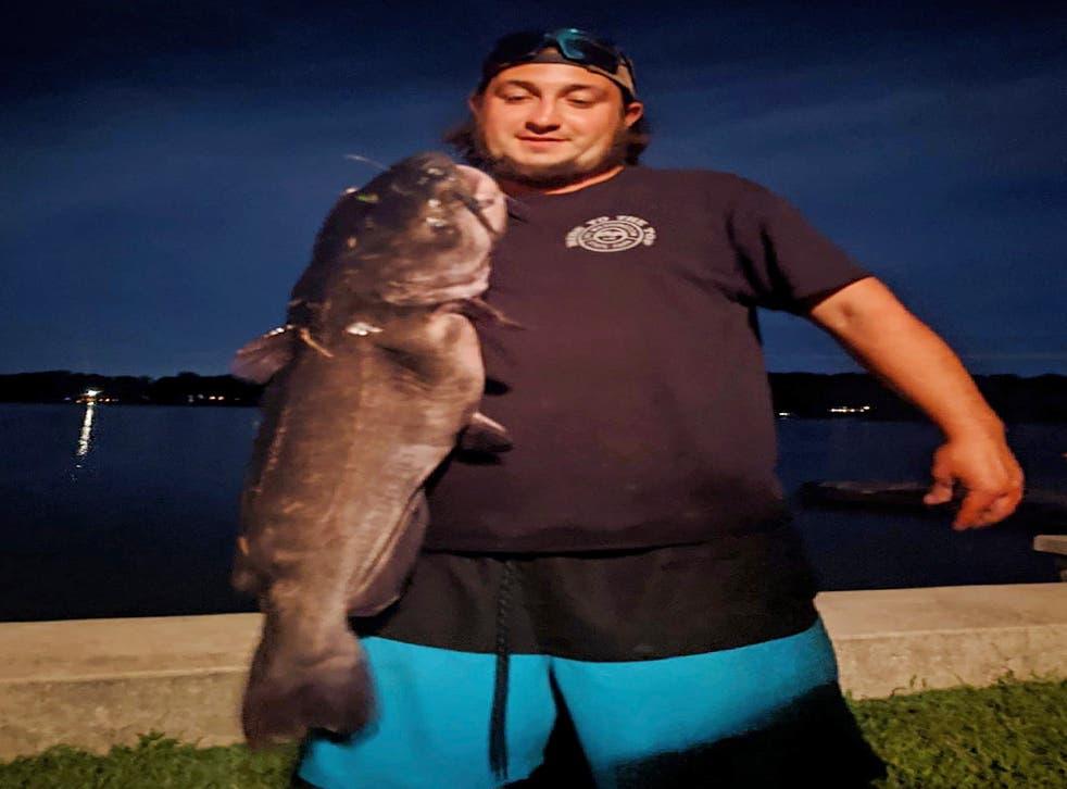 Record Catfish Catch