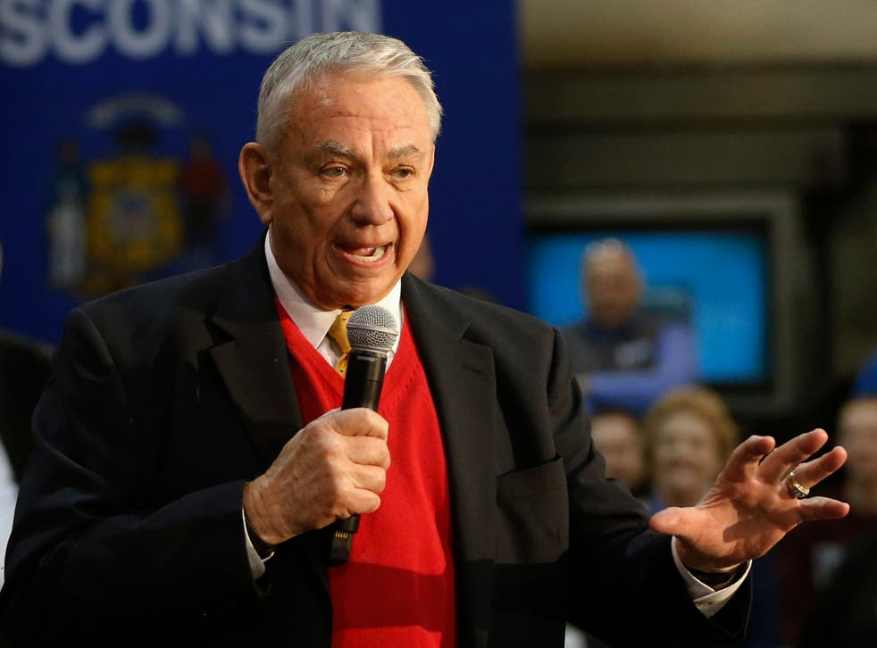 Wisconsin Tommy Thompson