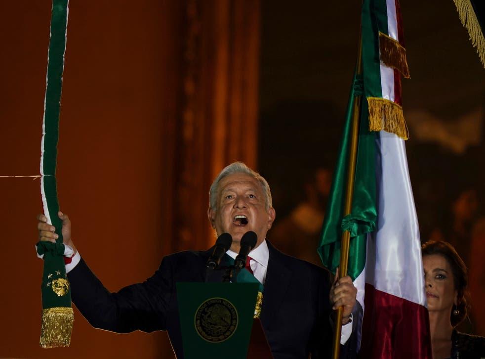 MÉXICO-INDEPENDENCIA