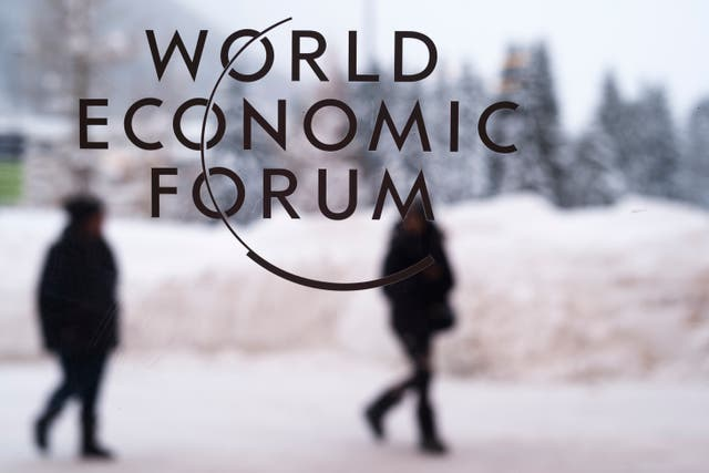 Switzerland Davos Forum