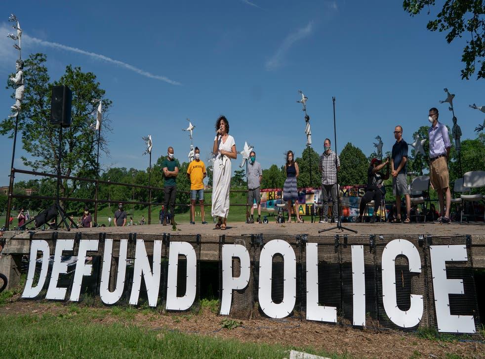 George Floyd-Minneapolis Police