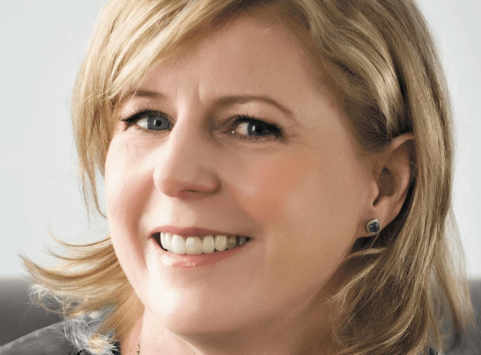 <p>Liane Moriarty takes another look at the sordid side of suburbia in her new book, 'Apples Never Fall' </p>