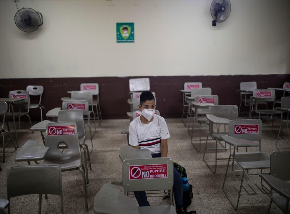 MEXICO-VUELTA A CLASES