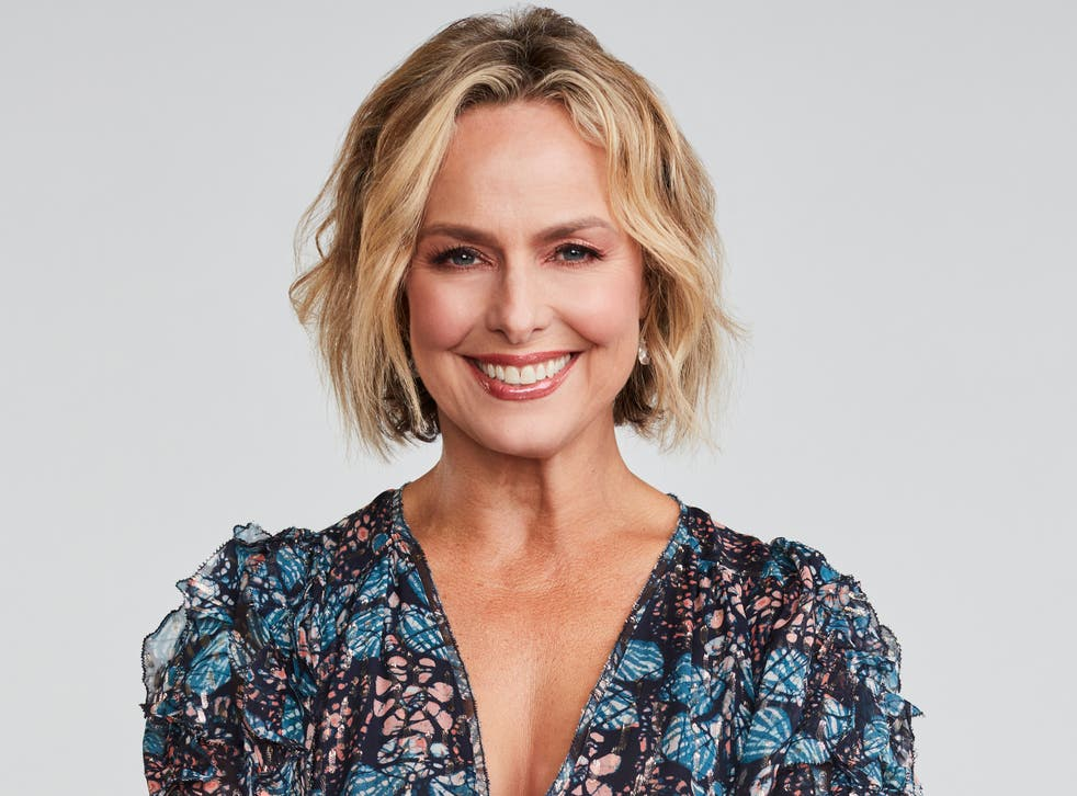 <p>Melora Hardin will compete on 'Dancing With The Stars'</p>