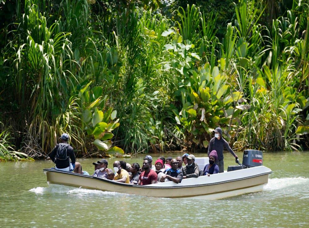 Colombia Migrants