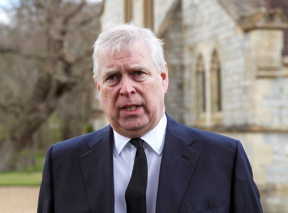 <p>Prince Andrew has been engaged in a lengthy legal tussle over how and whether Virginia Roberts Giuffre's lawsuit has been properly served on him </p>