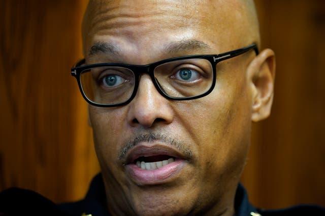 Black Police Chief Backlash