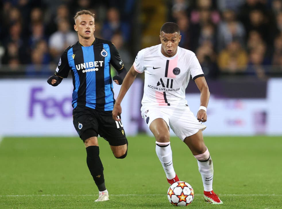 <p>Mbappe has begun the season in good form despite speculation over his future</p>
