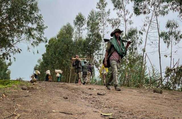 Ethiopia Tigray Crisis Killings