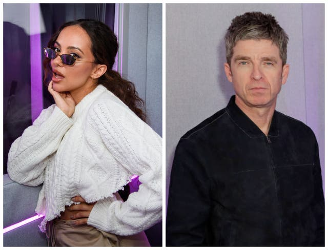 <p>Jade Thirlwall had a retort for Noel Gallagher after he mocked Little Mix</p>