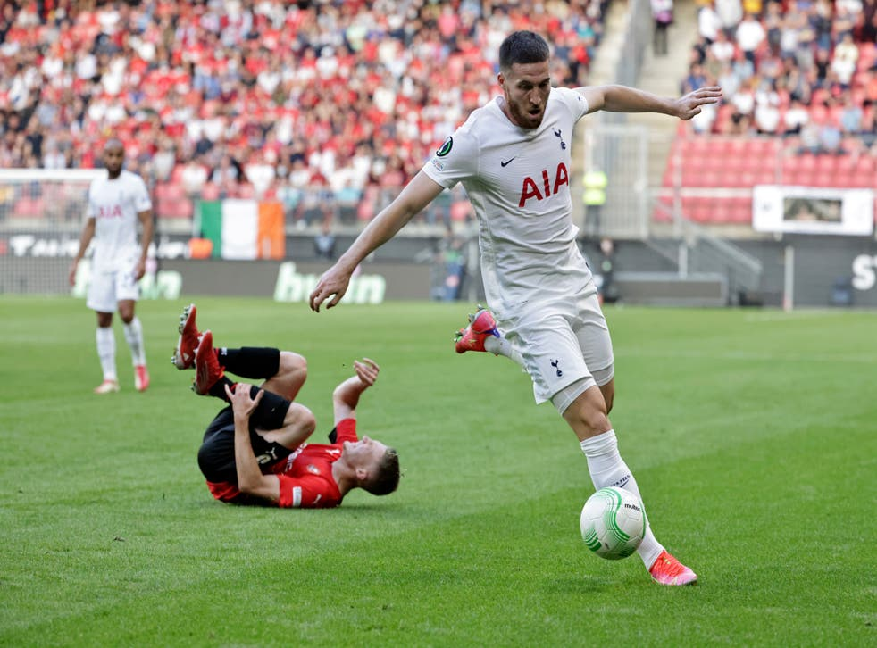 Matt Doherty is confident Nuno Espirito Santo will get Tottenham firing (Jeremias Gonzalez/AP)