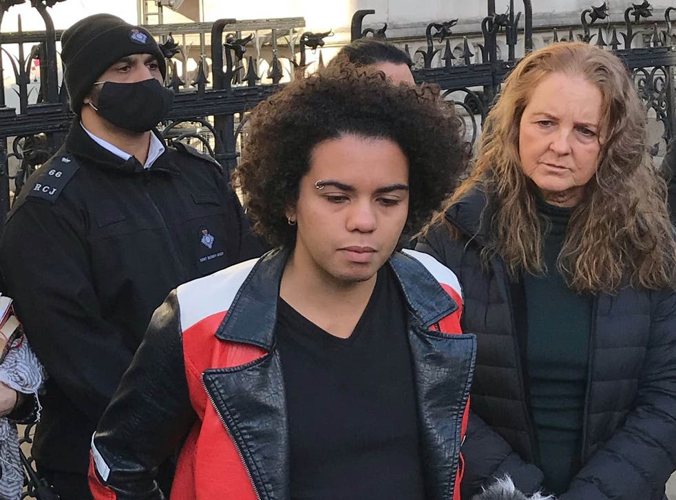 <p>Keira Bell, 24, who brought the original case in 2020, said she should have been challenged more over her choice to take hormone-blockers </p>